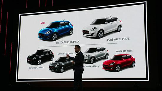 All New Suzuki SWIFT,2018 All New Suzuki SWIFT,All New Suzuki SWIFT 2018,Suzuki SWIFT 2018,Suzuki SWIFT ใหม่,SWIFT ใหม่,เครื่องยนต์ DUALJET ใน Suzuki SWIFT ใหม่,เครื่องยนต์ K12M,หัวฉีดคู่ DUALJET,แพลตฟอร์ม HEARTECT,Suzuki Smart Connect,ราคา All New S
