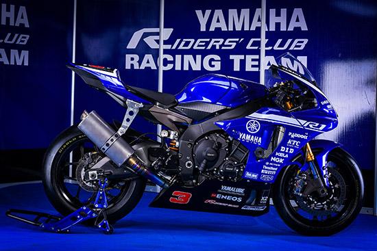 ไทยยามาฮ่ามอเตอร์,Yamaha Thailand Racing Team,Yamaha Riders' club Racing Team,ทีมแข่งยามาฮ่า