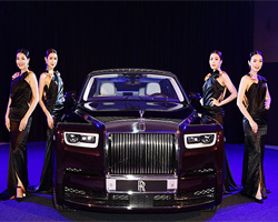 THE NEW ROLLS-ROYCE PHANTOM,2018 THE NEW ROLLS-ROYCE PHANTOM,ROLLS-ROYCE PHANTOM,ROLLS-ROYCE PHANTOM 2018,ROLLS-ROYCE PHANTOM ใหม่
