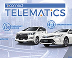 Toyota T-Connect Telematics,Toyota T-Connect,T-Connect Telematics