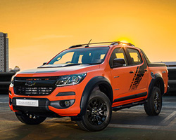 Chevrolet Colorado High Country STORM,Chevrolet Colorado High Country STORM Orange Crush,Colorado High Country STORM,Colorado High Country STORM Orange Crush,ชุดแต่ง Thunder