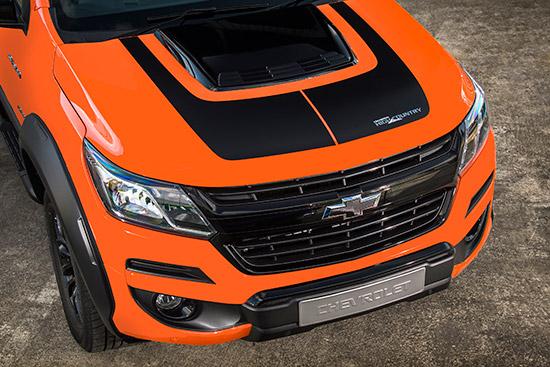 Chevrolet Colorado High Country STORM,Chevrolet Colorado High Country STORM Orange Crush,Colorado High Country STORM,Colorado High Country STORM Orange Crush,ชุดแต่ง Thunder