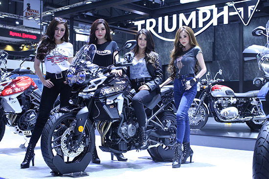 TIGER 800 XR,ไทเกอร์ 800 เอ็กซ์อาร์,TriumphMotorcyclesThailand,Triumph TIGER 800 XR,Motorshow 2018