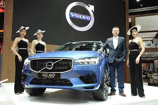 วอลโว่ คุ้มเต็มมือ,คุ้มเต็มมือ,แคมเปญพิเศษ Volvo,โปรโมชั่นพิเศษ Volvo,ข้อเสนอพิเศษ Volvo,Volvo V40,Volvo XC60,Volvo S90,Volvo XC90,Volvo V90,Motor show 2018