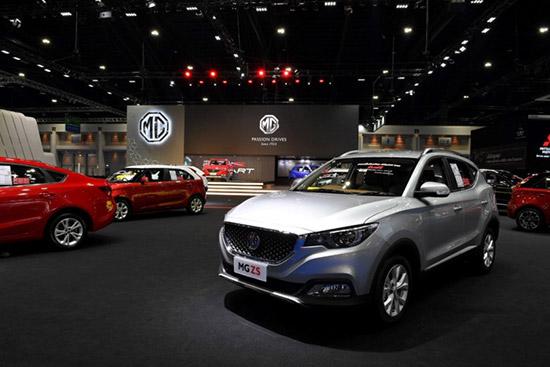 NEW MG ZS,MG ZS ใหม่,MG ZS 2018,โปรโมชั่นรถยนต์เอ็มจี,แคมเปญรถยนต์เอ็มจี,ข้อเสนอพิเศษรถยนต์เอ็มจี,i-SMART,โปรโมชั่นรถยนต์ MG,แคมเปญรถยนต์ MG, motor show 2018