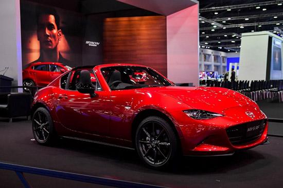 New Mazda2 2018 คอลเลคชั่น,MX-5 ใหม่,New Mazda2 2018 คอลเลคชั่น,ALL-NEW MAZDA CX-5,G-VECTORING CONTROL,แคมเปญ MAZDA AMAZING MONTH,MazdaThailandOfficial,SKYACTIV,แคมเปญมาสด้าในงาน Motorshow 2018