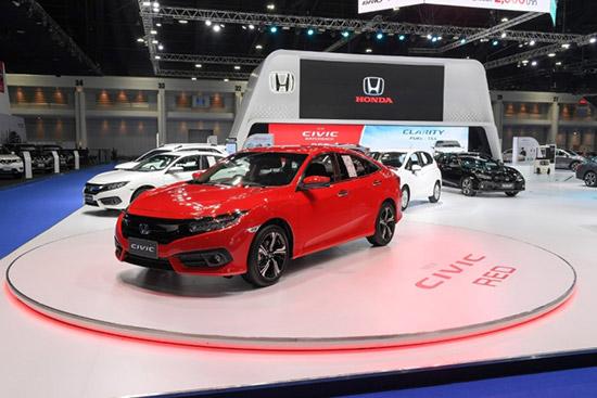 ฮอนด้า คลาริตี้ ฟิวเซลล์,ฮอนด้า โรโบแคส,ยูนิ-คับ เบต้า,Honda RoboCas,UNI-CUB ?,Honda Clarity Fuel Cell,Motor Show 2018,Honda BR-V Sport Package,Honda Brio Amaze Black Sport Edition,Honda Civic Hatchback in the new Rallye Red Color,Honda Connect,ชุดแต่ง honda Modulo,แคมเปญฮอนด้า ด้วยรักและขอบคุณ,แคมเปญ Motor Show 2018