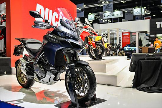 New Monster 821,Multistrada 1260 Pikes Peak,Ducati Scrambler 1100,Motor Show 2018,Ducati Monster 821 ใหม่,Ducati Multistrada 1260 Pikes Peak,แคมเปญ Ducati ในงาน Motor Show 2018,แคมเปญ Ducati,ราคา Monster 821,ราคา Multistrada 1260 Pikes Peak,ราคา Ducati Scrambler 1100,Ducati รุ่นใหม่,Ducati 2018