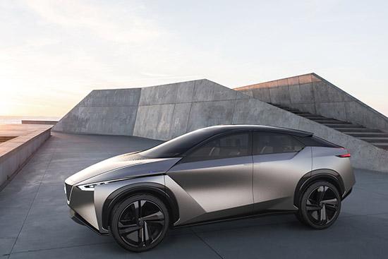 Nissan LEAF,Nissan IMx KURO,Nissan Terra,e-POWER,electric vehicle,Auto China 2018