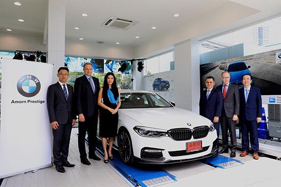 BMW Service Outlet,อมร เพรสทีจ,ศูนย์บริการหลังการขายของบีเอ็มดับเบิลยูแห่งแรกในประเทศไทย,วรรณภา ตั้งบรรยงค์,ศูนย์บริการหลังการขาย BMW Service Outlet,BMW Service Outlet by Amorn Prestige,BMW Service Outlet Amorn Prestige