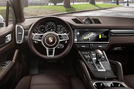 Porsche Cayenne E-Hybrid,คาเยนน์ ใหม่,Cayenne E-Hybrid,The new Porsche Cayenne E-Hybrid,Porsche Cayenne,Porsche Cayenne ใหม่,Cayenne plug-in hybrid