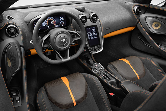 570S Spider Design Edition,McLaren 570S Spider Design Edition,570S Spider,แมคลาเรน