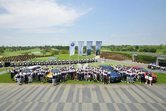 บีเอ็มดับเบิลยู ประเทศไทย,BMW Golf Cup International 2018 รอบคัดเลือก,BMW Golf Cup International 2018,BMW Golf Cup,สนามนิกันติ กอล์ฟ คลับ นครปฐม,การแข่งขันกอล์ฟ