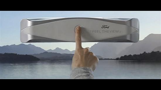 หน้าต่างอัจฉริยะ,ฟอร์ด นำเสนอหน้าต่างอัจฉริยะ,Feel The View,ford Feel The View