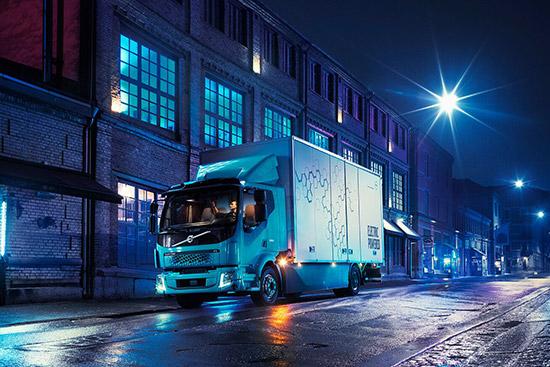 วอลโว่ ทรัคส์,รถบรรทุกไฟฟ้า,Volvo Truck FL,Volvo Truck ev,Volvo ev,Truck ev,รถบรรทุกไฟฟ้า Volvo,รถบรรทุกไฟฟ้าเชิงพาณิชย์ Volvo Truck FL,รถบรรทุกไฟฟ้าวอลโว่