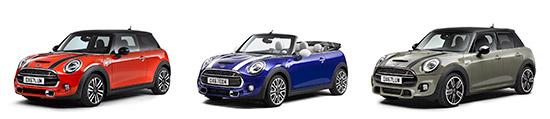 MINI Cooper,Hatch,MINI Convertible,MINI Hatch,MINI Cooper ใหม่,มินิ คอนเวิร์ตทิเบิล เปิดประทุน,มินิ จอห์น คูเปอร์ เวิร์คส์ แฮทช์ 3 ประตู,มินิ แฮทช์