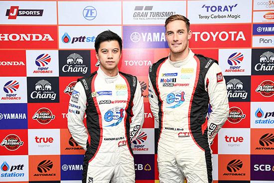 SUPER GT RACE 2018,SUPER GT RACE,SUPER GT,ช้าง ซูเปอร์ จีที เรซ,สนามช้าง อินเตอร์เนชั่นแนล เซอร์กิต จ.บุรีรัมย์,SUPER GT บุรีรัมย์,Chang SUPER GT RACE 2018,Chang SUPER GT RACE,Chang International Circuit,เอสต์ โคล่า บาย เอเอเอส มอเตอร์สปอร์ต,อาร์โต้-แพนเธอร์ ทีม ไทยแลนด์