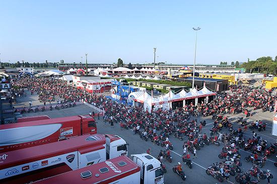 World Ducati Week 2018,ฉลองครบรอบ ดูคาติ มอนสเตอร์ 25 ปี,ดูคาติ มอนสเตอร์ 25 ปี,Ducati Owners Clubs,Ducati Monster,Desmo Owners Clubs,World Ducati Week