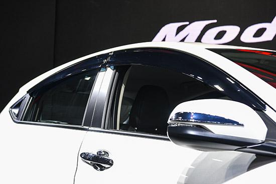 ชุดแต่งแท้โมดูโล,Modulo,honda modulo,Bangkok International Auto Salon 2018,ชุดแต่งโมดูโล,ชุดแต่ง modulo
