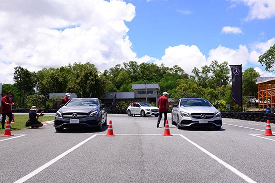 Mercedes-Benz Driving Events 2018,Mercedes-Benz Driving Events,เทคนิคการขับขี่ปลอดภัย,Mercedes-Benz,ทดลองขับ Mercedes-Benz,สนามพีระเซอร์กิต พัทยา,กิจกรรมฝึกอบรมเทคนิคการขับขี่ปลอดภัย เมอร์เซเดส-เบนซ์,ขับขี่ปลอดภัย