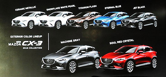 มาสด้า ซีเอ็กซ์–3 ใหม่ 2018 คอลเลคชั่น,Mazda CX-3 2018 Collection,Mazda CX-3 2018,CX-3 2018,CX-3 ใหม่,Mazda CX-3 ใหม่,ราคา CX-3 ใหม่,ราคา Mazda CX-3 ใหม่,ราคา Mazda CX-3 2018 Collection