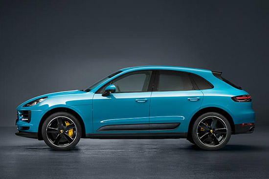ปอร์เช่ มาคันน์ ใหม่,The new Porsche Macan,Porsche Macan,Porsche Macan 2018,2018 The new Porsche Macan,2018 Porsche Macan