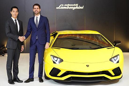เรนาสโซ มอเตอร์,Renazzo Motor,Lamborghini,Lamborghini Renazzo Motor,Lamborghini Bangkok