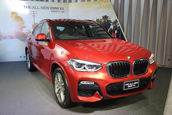 BMW Xpo 2018,บีเอ็มดับเบิลยู X4 ใหม่,bmw x4 ใหม่,bmw X4 xDrive20d M Sport,Concept X7 iPerformance,bmw Concept X7 iPerformance,i8 Roadster ใหม่,bmw i8 Roadster ใหม่,bmw i8 Roadster,i8 Roadster,M2 Edition Black Shadow,bmw M2 Edition Black Shadow,bmw M2 ใหม่,BMW Xpo 2018 campaign