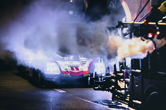 ปอร์เช่ 919 ไฮบริด,Porsche 919 Hybrid,919 Tribute Tour,919 ไฮบริด,919 Hybrid