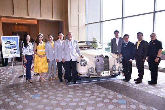 สมาคมรถโบราณแห่งประเทศไทย,อวานี โฮเทลส์ แอนด์ รีสอร์ท,หัวหิน วินเทจคาร์ พาเหรด ครั้งที่ 16,หัวหิน วินเทจคาร์ พาเหรด,สัมผัสเสน่ห์ใหม่ ปลายทางเดิม,ขวัญชัย ปภัสร์พงษ์,vintagecarclub,Vintage Car Club,AVANI Hotels & Resorts