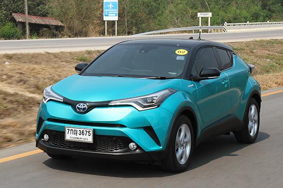รถยนต์ยอดเยี่ยมประจำปี 2561,Thailand car of the year 2018,สมาคมผู้สื่อข่าวรถยนต์และรถจักรยานยนต์ไทย,สรยท.,MAZDA CX-5,MG ZS,MITSUBISHI XPANDER,NISSAN TERRA,SUZUKI SWIFT,TOYOTA C-HR