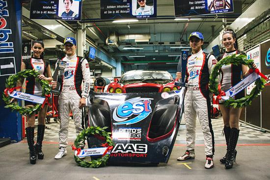 Thailand Super Series 2018,est cola by AAS Motorsport,AAS Motorsport,Bentley Continental GT3,Bentley Continental GT3 เบอร์ 18,วุฒิกร อินทรภูวศักดิ์,กันตธีร์ กุศิริ