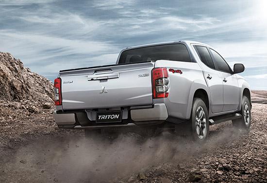 Mitsubishi Triton 2019,2019 Mitsubishi Triton,Triton 2019,มิตซูบิชิ ไทรทัน ใหม่,ไทรทัน ใหม่,Mitsubishi Triton ใหม่,ราคา มิตซูบิชิ ไทรทัน,Super Select 4WD II,ระบบขับเคลื่อน 4 ล้อ Super Select 4WD II,ราคา Mitsubishi Triton 2019,ราคา Triton 2019,L200