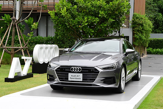 ยอดจอง Motor Expo,รูดแสนบาท ได้แสนพอยท์,Audi รูดแสนบาท ได้แสนพอยท์,Motor Expo 2018,แคมเปญ Audi,แคมเปญ Audi Motor Expo