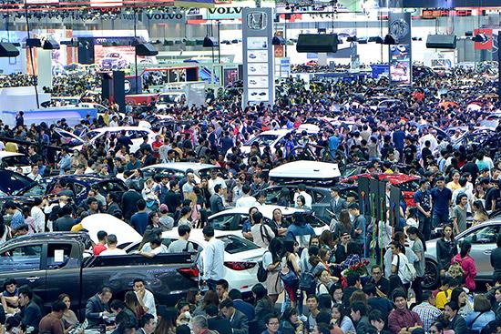 มหกรรมยานยนต์ ครั้งที่ 35,MOTOR EXPO 2018,MOTOR EXPO,โปรโมชั่น MOTOR EXPO 2018,โปรโมชั่น MOTOR EXPO,แคมเปญ MOTOR EXPO 2018,ขับสนุก ก่อนยุคไร้คนขับ