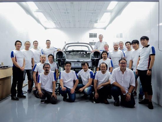 ปอร์เช่ ประเทศไทย,อบรมเรื่องการดูแลรถยนต์ปอร์เช่คลาสสิค,การดูแลรถยนต์ปอร์เช่คลาสสิค,Porsche Classic Partner,เอเอเอส ออโต้ เซอร์วิส,Asia Pacific Classic Training,Classic Gearbox Training,Classic Engine Training