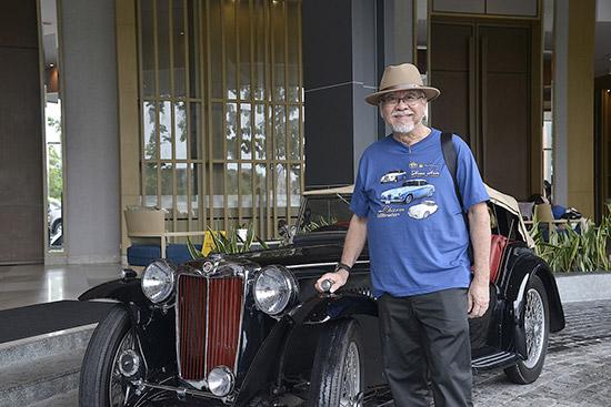 หัวหิน วินเทจคาร์ พาเหรด ครั้งที่ 16,รถโบราณ,สมาคมรถโบราณแห่งประเทศไทย,เสน่ห์ใหม่ ปลายทางเดิม,การท่องเที่ยวแห่งประเทศไทย,หัวหิน วินเทจคาร์ พาเหรด,VintageCarClub,Vintage Car Club,Hua Hin Vintage Car Parade