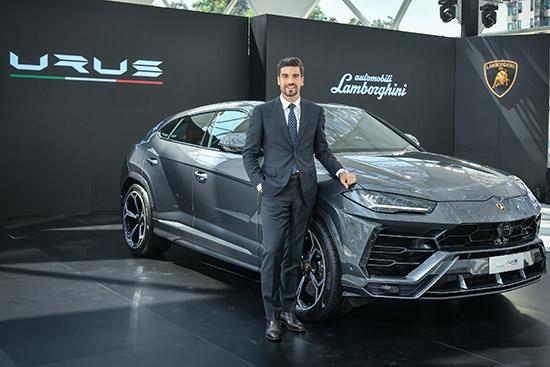 Lamborghini Urus,Lamborghini Urus ใหม่,Lamborghini SUV,super Suv,Urus super Suv,เรนาสโซ มอเตอร์,ระบบ Tamburo,2018 Lamborghini Urus,Lamborghini Urus thailand,ลัมโบร์กินี อูรุส ซูเปอร์เอสยูวี,ลัมโบร์กินี อูรุส,ซูเปอร์เอสยูวี,Lamborghini Thailand,Renazzo Motor