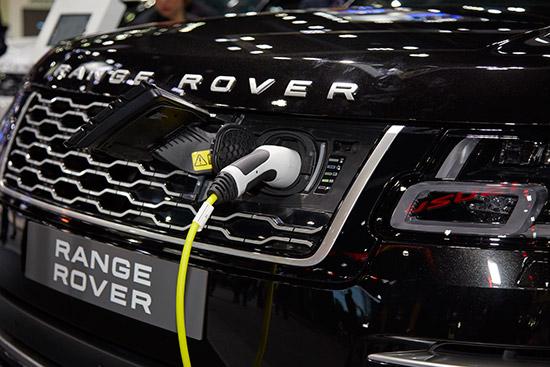 Range Rover Sport Plug-in Hybrid,Land Rover Discovery Sport,Range Rover Plug-in Hybrid,EA Anywhere,Jaguar F-Type,MotorExpo 2018