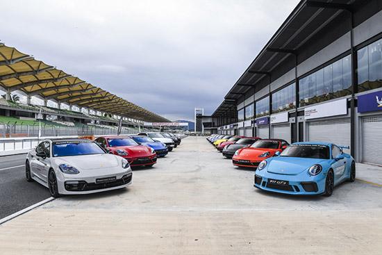 Porsche Experience Centre,track days,Porsche track days,Porsche World Road Show,ศูนย์ PEC เซปัง,สนามเซปัง