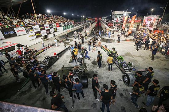 Isuzu Race Spirit 2018 รอบชิงชนะเลิศ,Isuzu Race Spirit 2018,Isuzu Race Spirit,สนามบางกอกแดร็ก อเวนิว คลอง 5