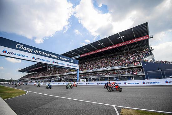 พีทีที ไทยแลนด์ กรังด์ปรีซ์ 2018,PTT Thailand GrandPrix 2018,MotoGP Grand Prix of the Year,รางวัลโมโตจีพีที่ดีที่สุดของโลก