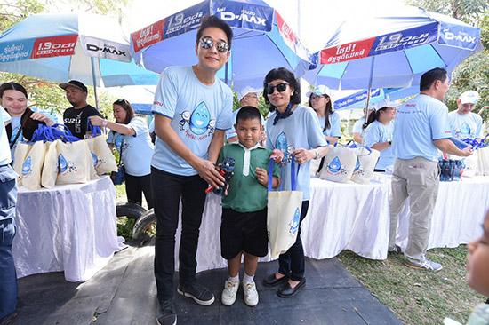 อีซูซุให้น้ำ เพื่อชีวิต,โรงเรียนบ้านเนินกรวด,กรมทรัพยากรน้ำบาดาล,อีซูซุให้น้ำ,อีซูซุให้น้ำ...เพื่อชีวิต แห่งที่ 32