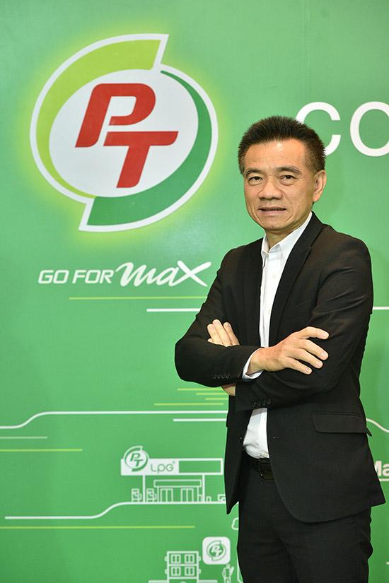 PTG,พีทีจี เอ็นเนอยี,Coffee World,ร้านกาแฟพันธุ์ไทย,ปั้มน้ำมัน PT,ปั้มน้ำมัน พีที,พิทักษ์ รัชกิจประการ