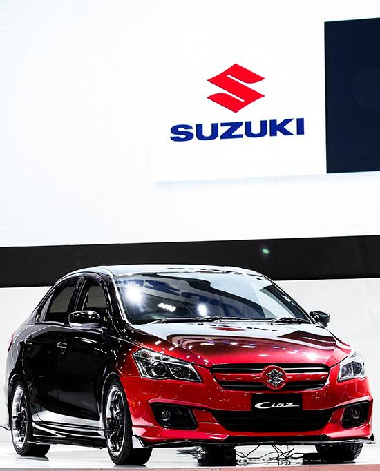 Suzuki Ciaz GL Plus,Ciaz GL Plus,บางกอก ออโต ซาลอน 2019,บางกอก ออโต ซาลอน,Bangkok International Auto Salon 2019,Bangkok Auto Salon 2019