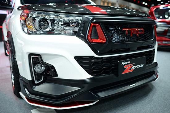 ชุดแต่ง TRD,HILUX REVO Z EDITION ULTIMATE CONCEPT,COMMUTER RALLY SUPPORT VEHICLE CONCEPT,Yaris TRD Street Blast,ชุดแต่ง TRD Street Blast,TRD x Lenso,ชุดแต่งรถยนต์,ชุดแต่งรถยนต์ trd,Hilux Z-Edition