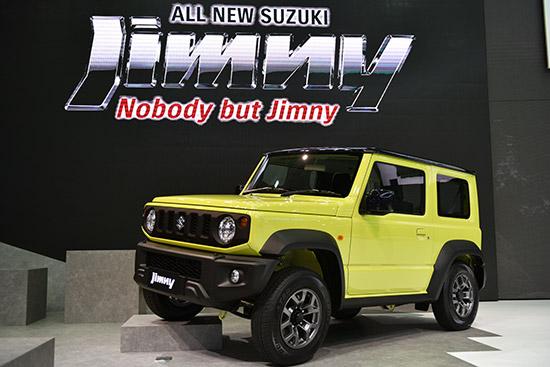 All New Suzuki Jimny,2019 All New Suzuki Jimny,All New Suzuki Jimny 2019,Suzuki Jimny 2019,Jimny 2019,ราคา Suzuki Jimny,ราคา Suzuki Jimny ใหม่,ราคา All New Suzuki Jimny,รีวิว Suzuki Jimny 2019