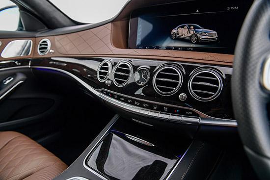 Mercedes-Benz S 560 e,Mercedes-Benz S560e,Mercedes-AMG,Mercedes-Maybach,Mercedes me connect,Benz S560e,S560e ใหม่,S 560 e,S560e Plug in Hybrid,Mercedes-Benz plug-in hybrid,EQ Power