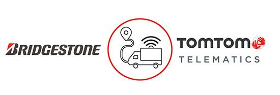 บริดจสโตน,TomTom's Telematics,ยางบริดจสโตน