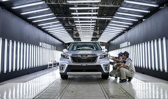 ตันจง อินเตอร์เนชั่นแนล,โรงงานประกอบรถยนต์,โรงงานประกอบรถยนต์ซูบารุ ฟอเรสเตอร์,โรงงานประกอบรถยนต์ซูบารุ,โรงงานประกอบรถ ซูบารุ ฟอเรสเตอร์,โรงงานประกอบรถยนต์ Subaru Forester,โรงงานประกอบรถยนต์ Subaru,นิคมอุตสาหกรรมลาดกระบัง